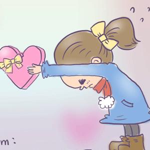 バレンタイン メッセージカード バレンタインカード ユニコーン ゆるかわ ゆめかわいい ゆめかわ なおこさんのフリーイラスト 無料素材 フリーイラスト アイコン 無料 イラスト イラスト無料 無料イラスト